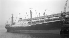 M.S. Kulmerland [at dock]