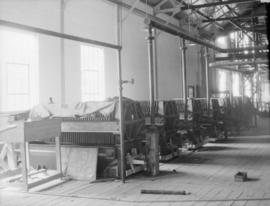 Plate and frame presses