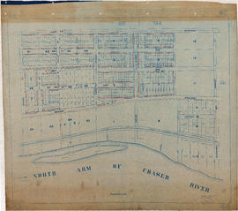 Water service map of South Vancouver : Vivian Street to Doman Street and 67th Avenue (65th Avenue...