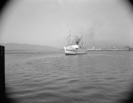 "[The ""Chilcotin' leaving Vancouver harbour]"
