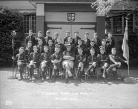 St. George's School Cub Pack - Summer 1949