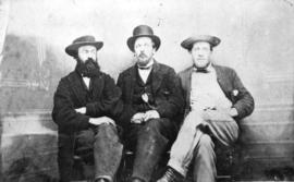 [George Washington Haynes, Sewell Prescott Moody and Josias Charles Hughes]