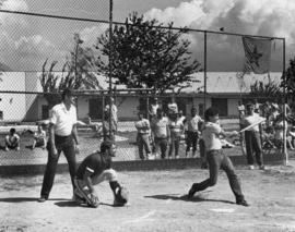 1985 Vancouver Gay and Lesbian Summer Games baseball event