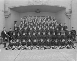 72 The Seaforth Highlanders of Canada, Cadets
