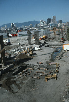 Cambie Bridge Construction [21 of 76]