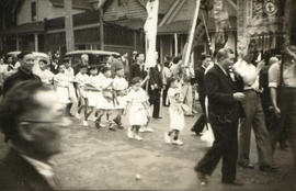 Chinese Funeral procession