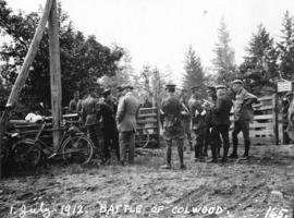 1 July 1912 Battle of Colwood