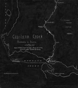 Capilano Creek : discovery of source