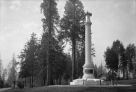 Japanese memorial in Stanley Park