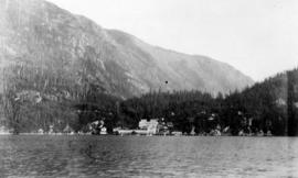B.C. Electric Power Plant, North Arm Burrard Inlet