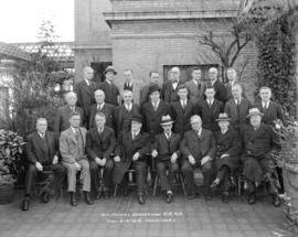 16th Annual Convention C.A.H.A. April 8-10, 1933 - Vancouver, B.C.