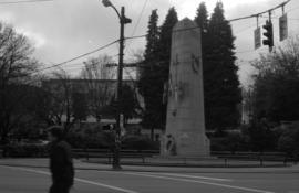 Cenotaph, Victory Square