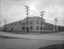 Wilkinson [Company] Limited warehouse [190 West 2nd Avenue]