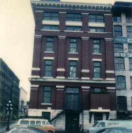 [Rear view of 301 Water Street]