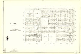 [Sheet 47 : Camosun Street to Blenheim Street and Thirty-third Avenue to King Edward Avenue]