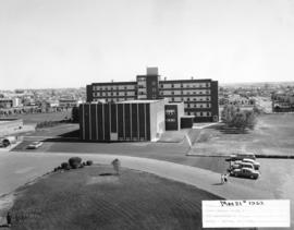 [Job no. 877] : Nurses Training School, Lethbridge Municipal Hospital