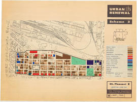 Urban renewal scheme 3 : Mt. Pleasant 2 : existing land use