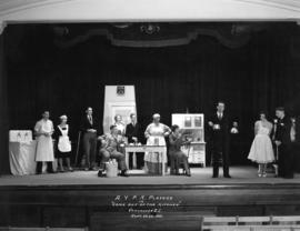 "A.Y.P.A. [Anglican Young People's Association] Players in ""Come Out of the Kitchen&quot..."
