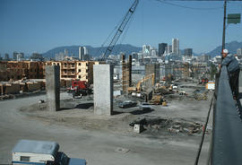 Cambie Bridge Construction [20 of 76]