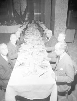 B.C. Electric Company - 7th Victory Loan dinner