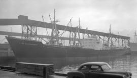 M.S. Eibe Oldendorff [at dock]