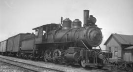 [G.N.R. Steam, Road Eng. #456 Class 2-6-0]