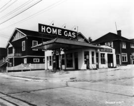 Home service station, Dunbar and 19th [West 29th]