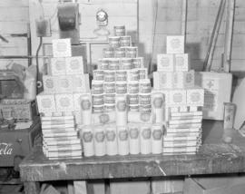 [Westminster Paper products display at Seaboard Advertising]