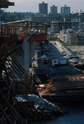 Cambie Bridge Construction - #20 [13 of 24]