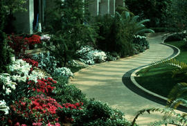 Gardens - United States : east conservatory, Longwood Gardens, Kennett Square, Pa.