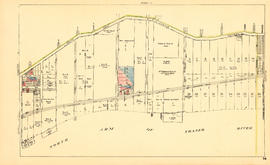 Sheet 13 : Fleming Street to Carlton Street and Forty-seventh Avenue to Fifty-ninth Avenue