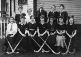 King George High [field] hockey team