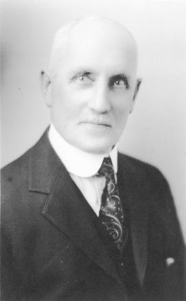 Fred H. Smith Member of the Executive of the Vancouver Pioneers Association