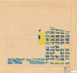 Age of buildings : Discovery Street to Blenheim Street and Point Grey Road to 10th Avenue