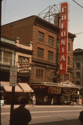 [Colonial Hotel], 1300 Granville Street