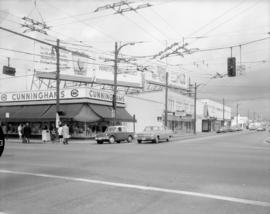 [The 5600 Block of West Boulevard from West 41st Avenue]
