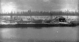 [Leamy and Kyle Sawmill at False Creek]