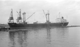 M.S. Ho-O Maru [at dock]