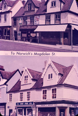 . . .to Norwich's Magdalen Street