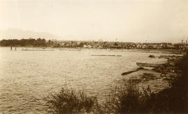 Kitsilano Beach, 1930 [looking north east]