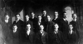 Local union I.A.T.S.E. members, organized Sept. 3, 1903.