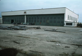Hangar #5 - exterior shots - 2nds [4 of 6]