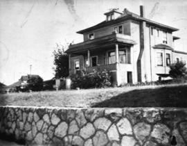 """Smith Home"", House at 2330 [Cornwall?] Street, Vancouver"