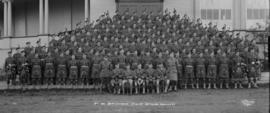 No. 1 COY. (72nd Seaforth) 1st Depot Battalion, Vancouver, B.C.