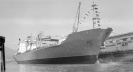 M.S. Axel Johnson [at dock]