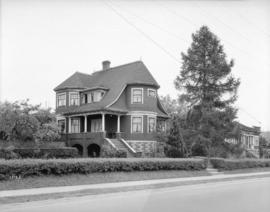 Residence of Dr. Agnew [at 1020 Victoria Drive] in Grandview District