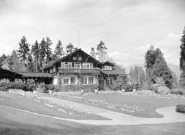 Pavilion at Stanley Park