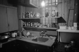 Kitchen inside Wing Hing Dry Goods Ltd.
