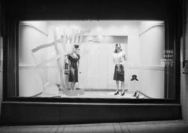 Hudson's Bay Co. Display Dept. windows
