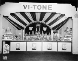Vi-Tone display of food products